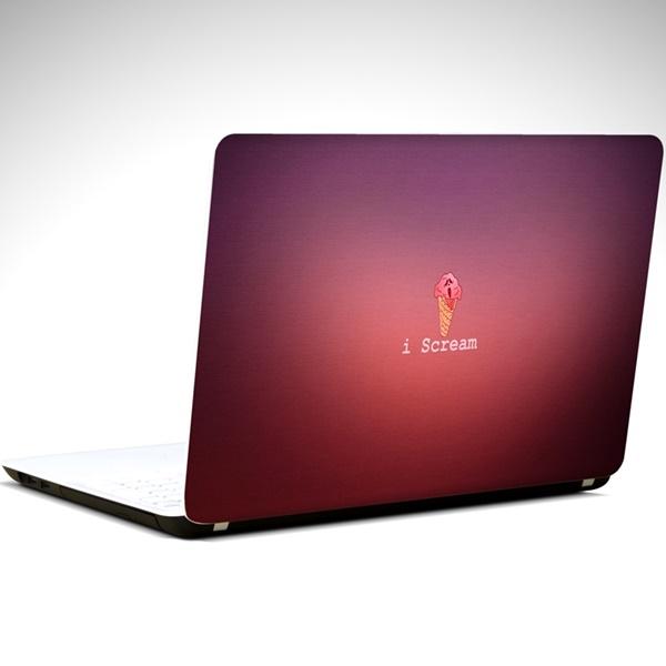 i-scream-laptop-sticker