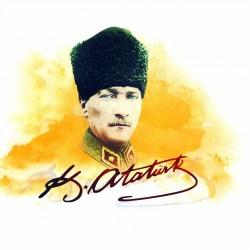 Atatürk Kanvas Tablolar