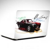 Otomobil Laptop Sticker (25)
