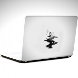 Minimal Laptop Stickerlar