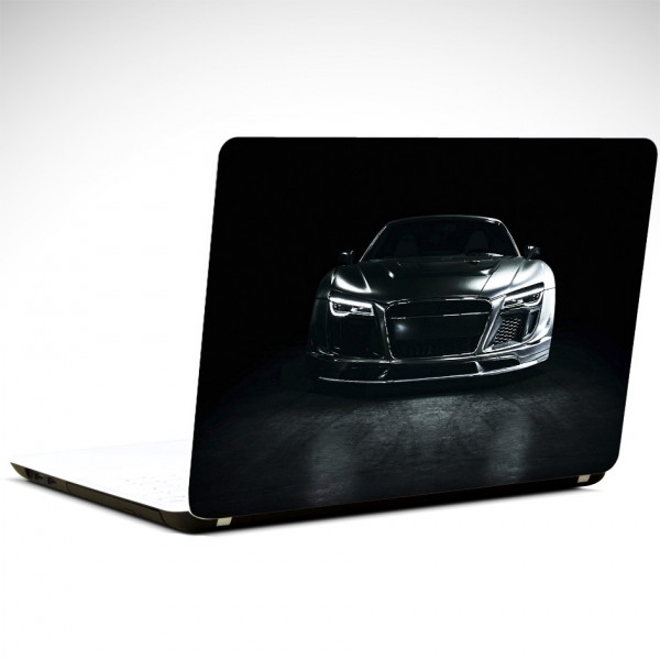 Audi Laptop Sticker