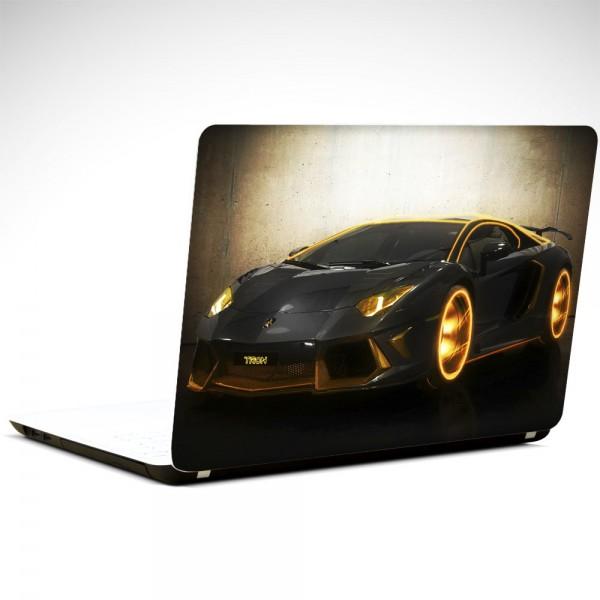 Lamborghini Laptop Sticker