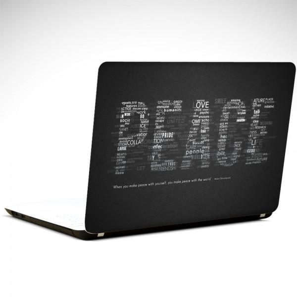 Barış Laptop Sticker