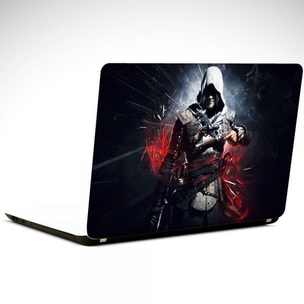 Assasins Creed Laptop Sticker