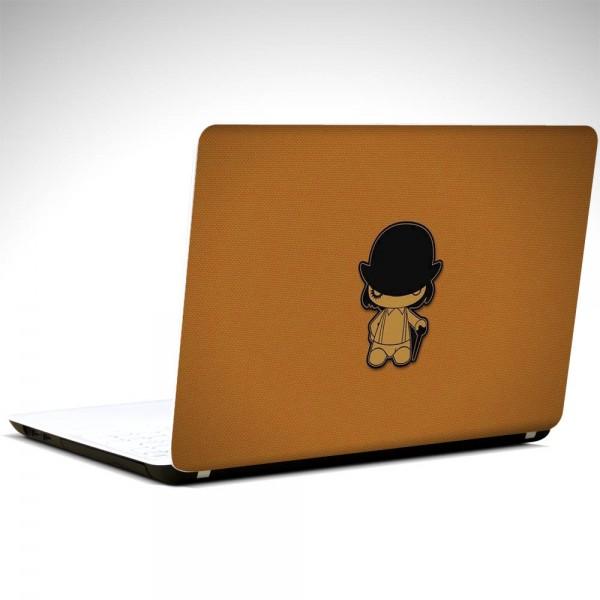Otomatik Portakal Laptop Sticker