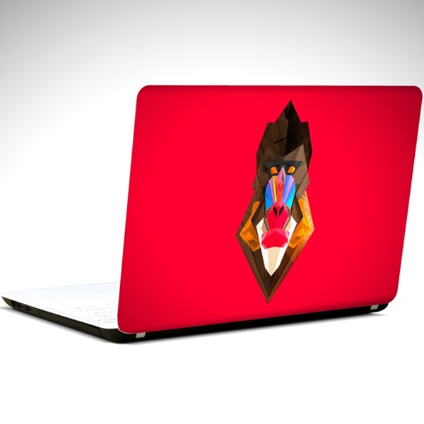 maymun-ii-laptop-sticker
