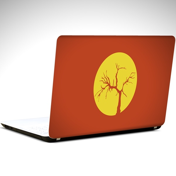 agac-ve-gunes-laptop-sticker