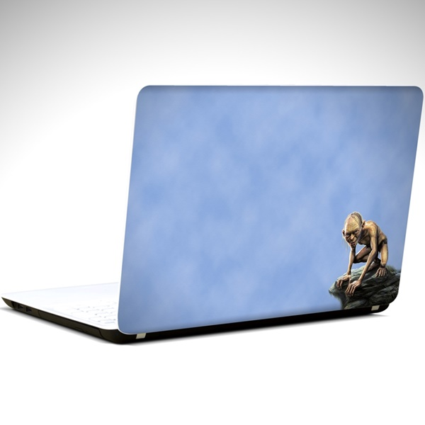 gollum-minimal-laptop-sticker