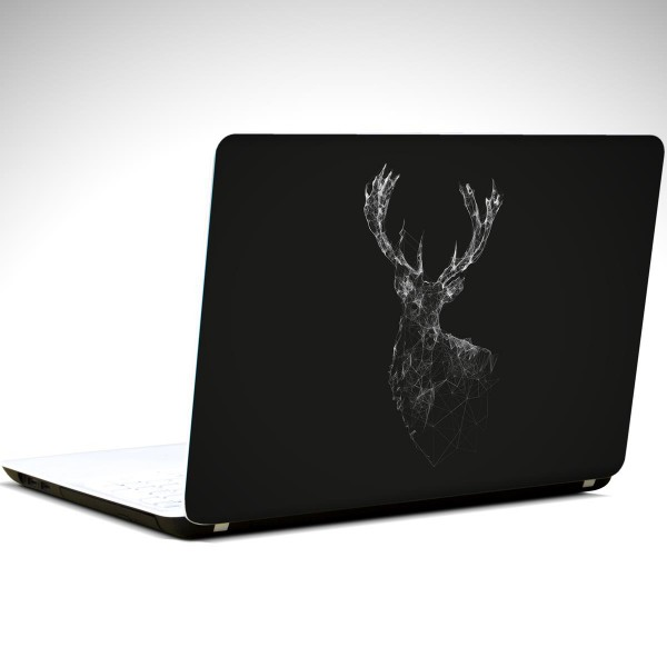 geyik-laptop-sticker
