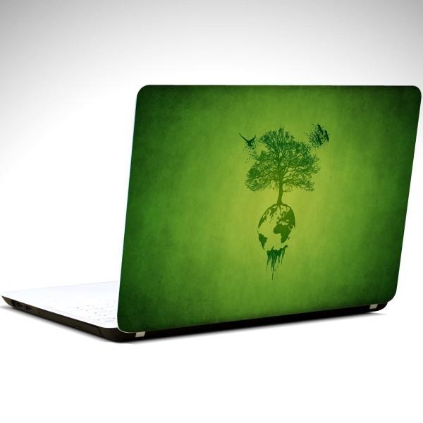 dunya-ve-agac-laptop-sticker