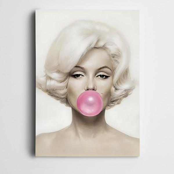 Marilyn Monroe Kanvas Tablo