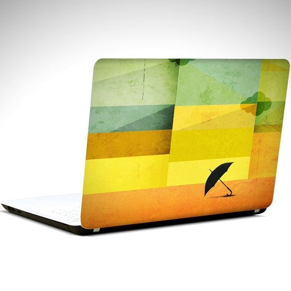 semsiye-laptop-sticker